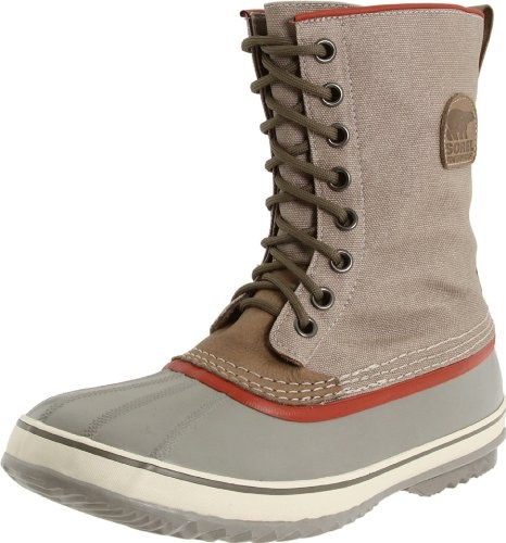 Sorel Men's 1964 Premium T Canvas Boot  I'm pretty sure I'm going to need these this winter.