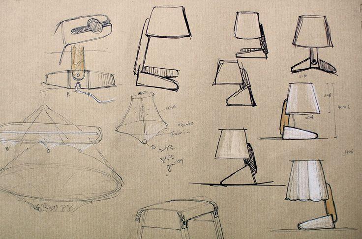 Gumba by hyunjoo lee #design #sketch #light