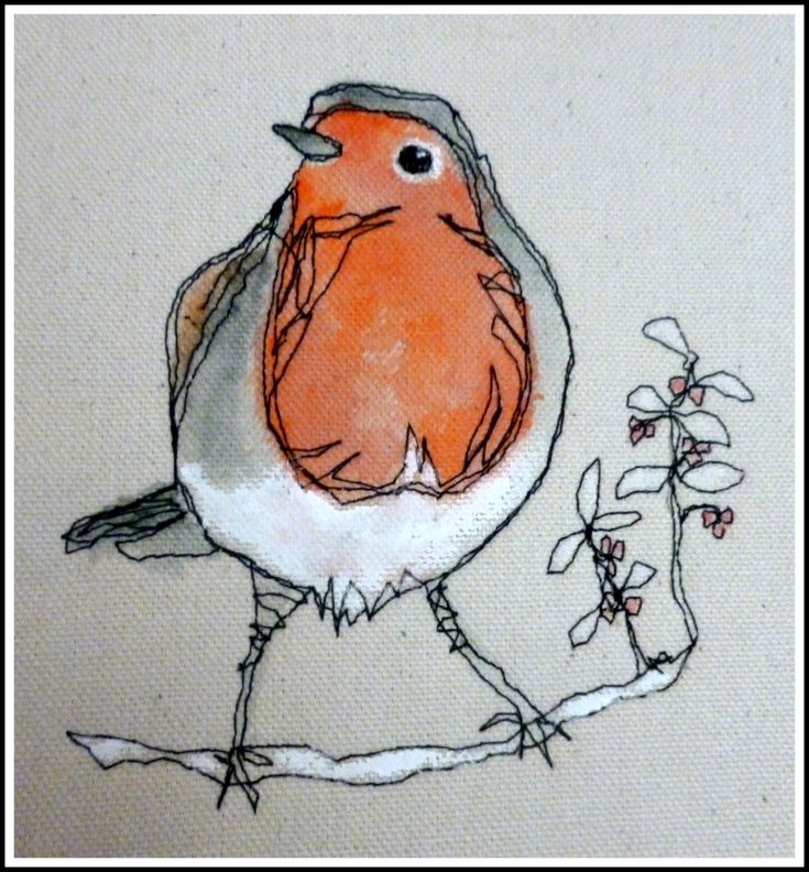 Loopy's robin too!