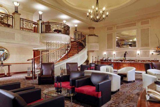 Sheraton Pretoria Hotel Club Floor - Sheraton Pretoria Hotel