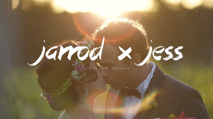 Jess + Jarrod's Wedding Film