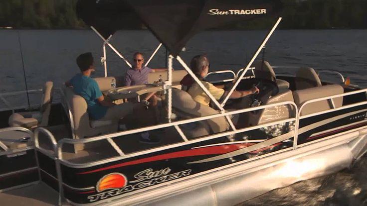2014 Sun Tracker Fishin' Barge® 20DLX
