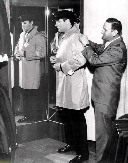 Image result for elvis presley March 03, 1962 lansky's
