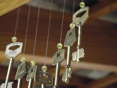 Reciclando llaves viejas