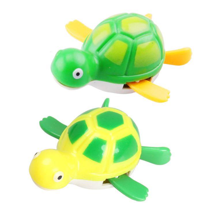Новый черепаха пластиковые ванна дайвер игрушки черепаха ребенка ванны игрушки подарок высокое качество купить на AliExpress