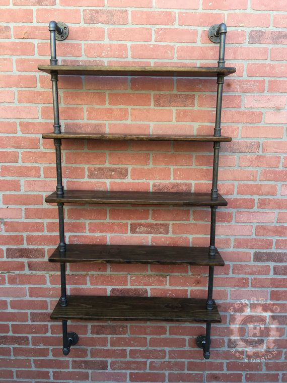 Hey, I found this really awesome Etsy listing at https://www.etsy.com/listing/462438474/bookshelf-book-shelf-industrial-shelf
