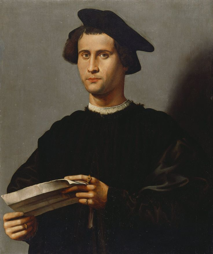 Ридольфо Гирландайо (Ridolfo del Ghirlandaio, 1483 - 1561).  https://lilac2012.livejournal.com/506539.html