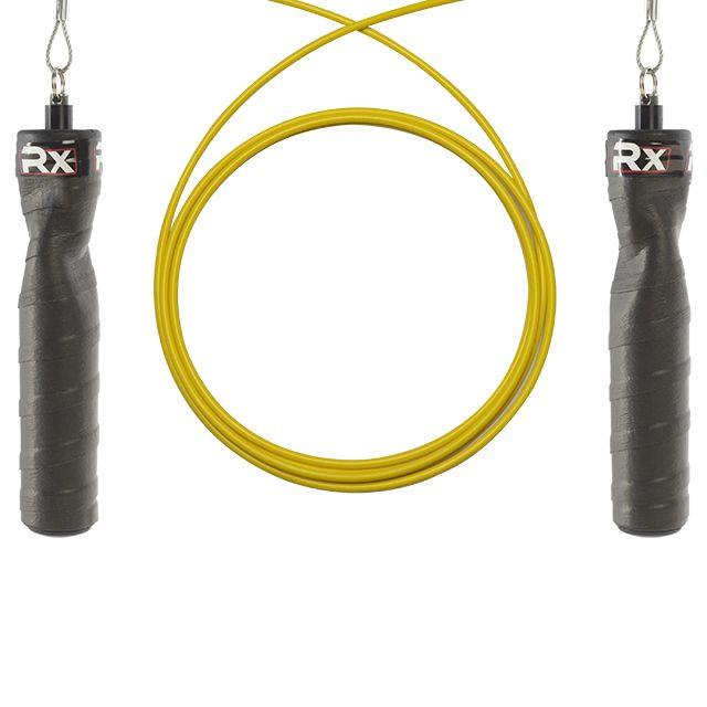 RX Jump Ropes – Mit dem richtigen Springseil zum Doubleunders Rekord | Sports Insider Magazin