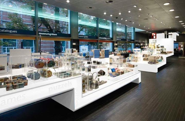 MUSEUM SHOPS! Van Gogh Museum Shop by DAY, Amsterdam – Netherlands » Retail Design Blog