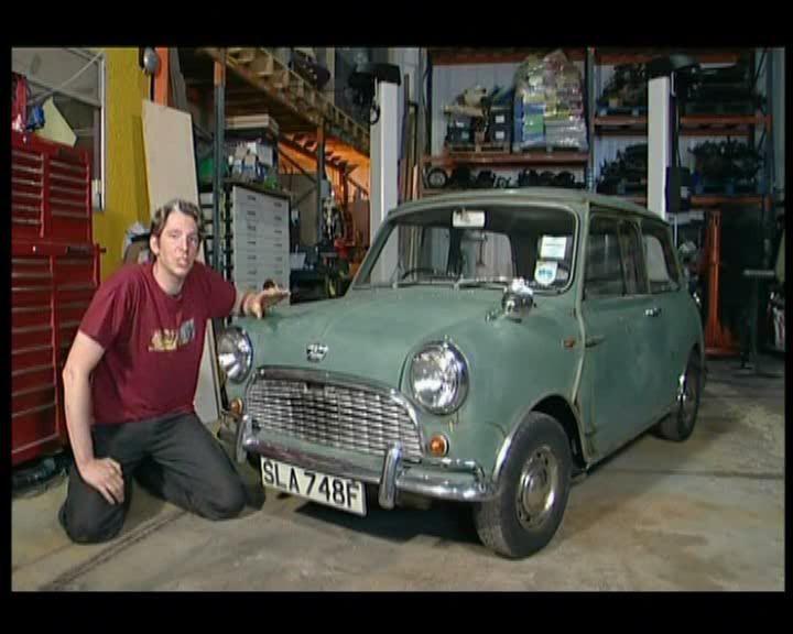 Best 25 wheeler dealers ideas on pinterest counting for Garage austin mini