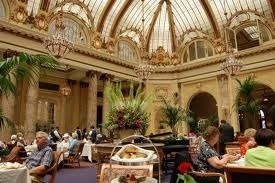 Brown Palace Hotel Tea Room - Denver, CO