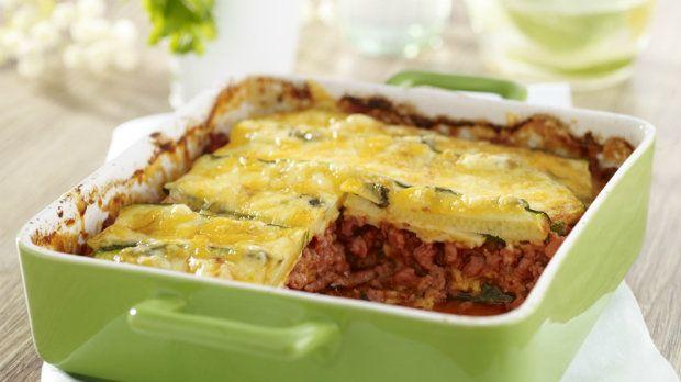 Cuketové lasagne Foto: archiv Knorr
