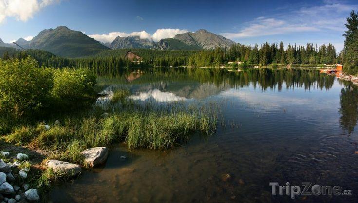 Fotka, Foto Jezero Štrbské pleso (Slovensko)