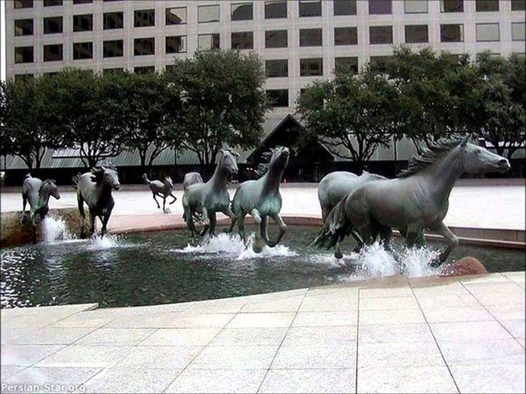 Horses | Public Art
