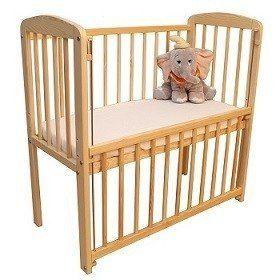 Baby En Peuterbed.Aanschuifbedje Amy Naturel Bed4baby Aanschuifbedjes Co