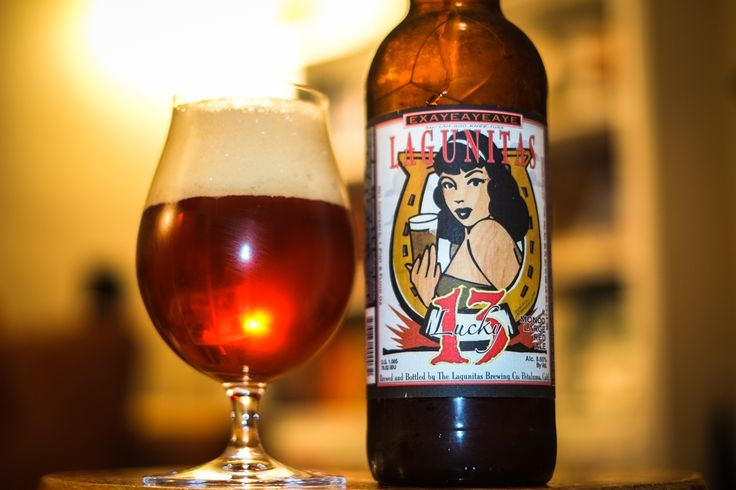 Our review of Lucky 13, from Lagunitas