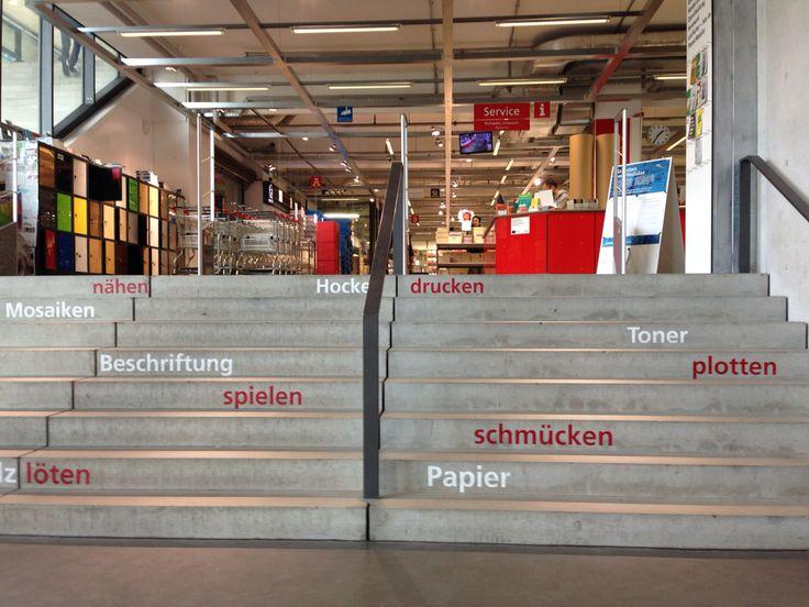 Steps /Modulor