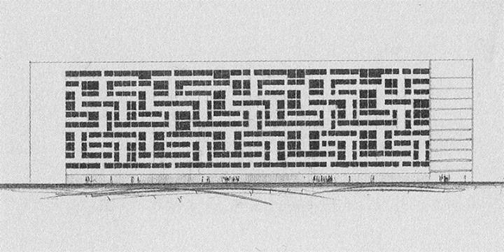 Les 8 meilleures images propos de la caravelle sur pinterest atelier rec - Jean dubuisson architecte ...