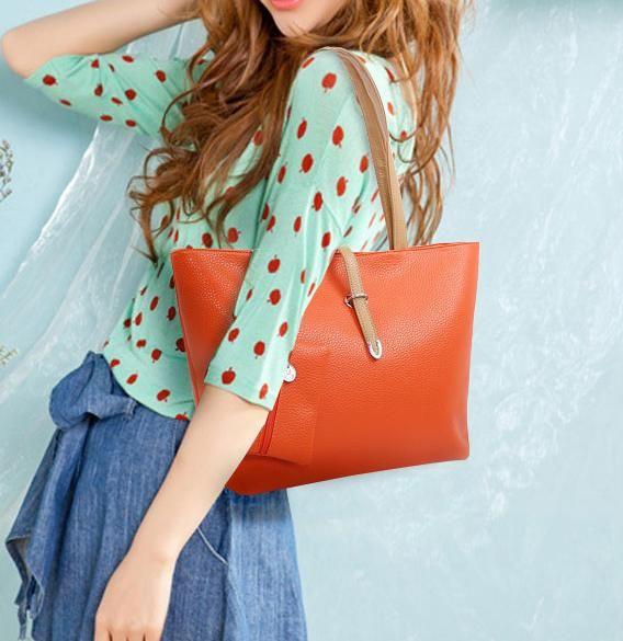 Fashion vintage fashion all-match women's handbag candy color shoulder bag 2013 color blo handbag on TradeTang.com