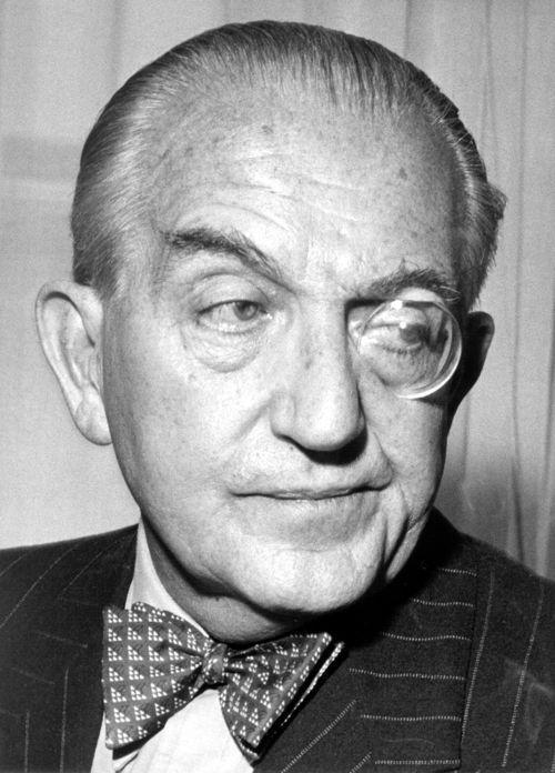 Der berühmteste Regisseur der 20er: Fritz Lang