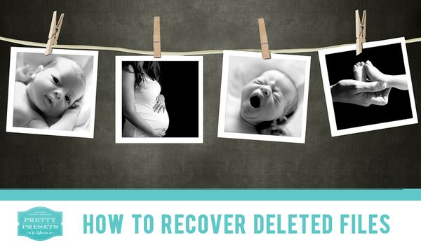 How To Recover Deleted File On Your Computer!!