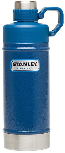 Stanley Hammertone Cobalt 18 oz. Classic Vacuum Water Bottle