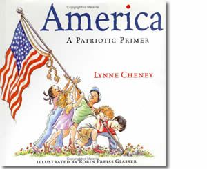America - A Patriotic Primer - Veterans Day Books for Kids