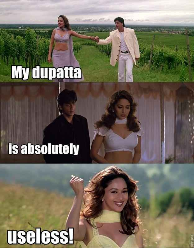 """Here Is An Accurate And Honest Summary Of """"Dil To Pagal Hai"""""""