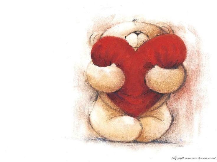 f7591f79cf6fe123afe571dfcd841919 you are loved cute bears - Cute Cartoon Bears | CUTE BEARS