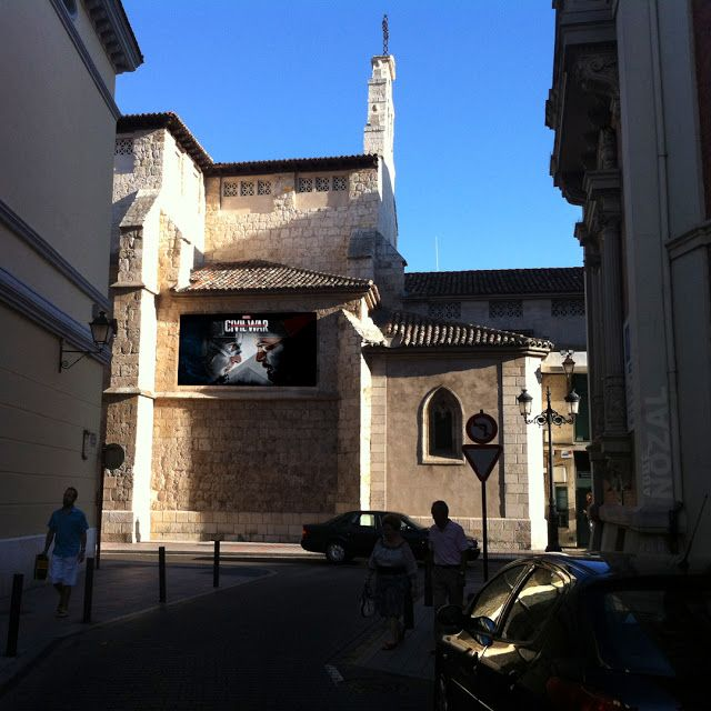 Cada día una foto de Palencia, realizada por ABBÉ NOZAL: Captain America Century XVI