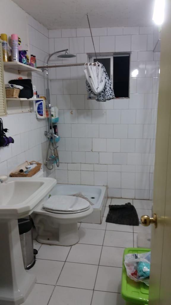 Familia de Antofagasta decidió retocar el baño ¡Les quedó increíble!  (De Catherine Vignolo)