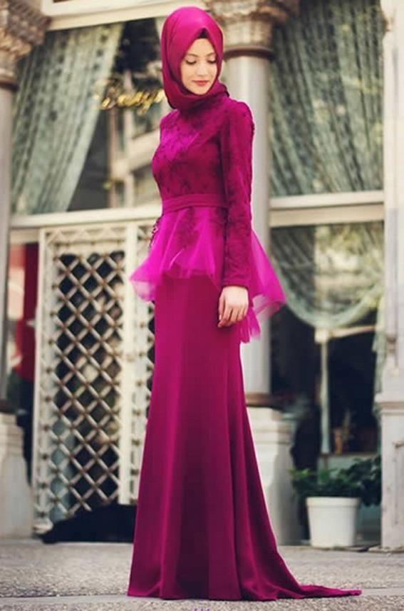 Mejores 52 imágenes de Muslim dress en Pinterest | Vestidos de novia ...