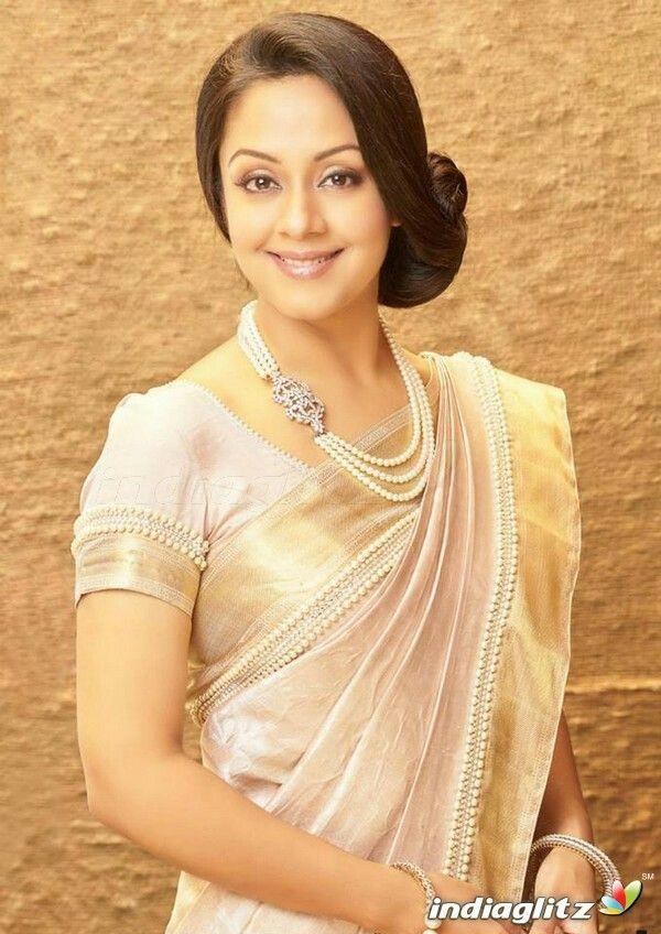 South Indian actress Jyothika