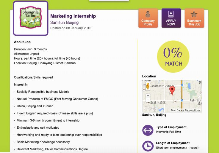 Marketing Intern 高碑店站附近 Beijing Capital Mandarin School http - marketing intern job description