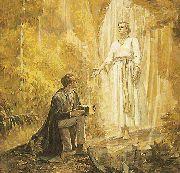joseph smith, golden plates, book of mormon, moroni
