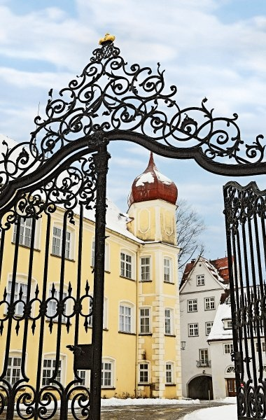Schloss Isny, Allgäu