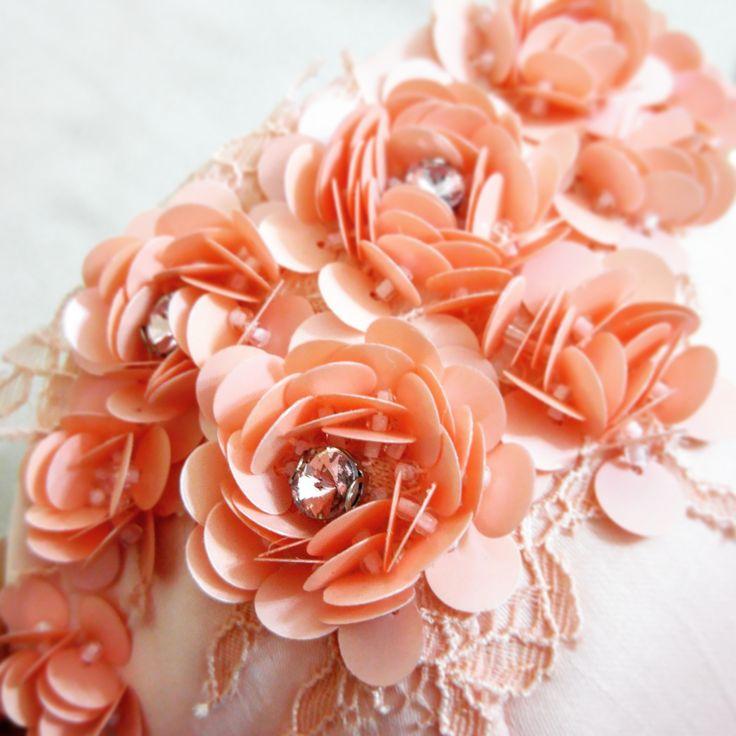 3D sequin flowers!