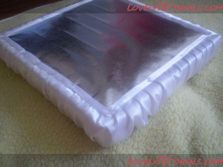 Изготовление подставки для торта -handmade cakeboards - Мастер-классы по украшению тортов Cake Decorating Tutorials (How To's) Tortas Paso a Paso