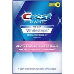 3D White Whitestrips Gentle Routine - Teeth Whitening Kit