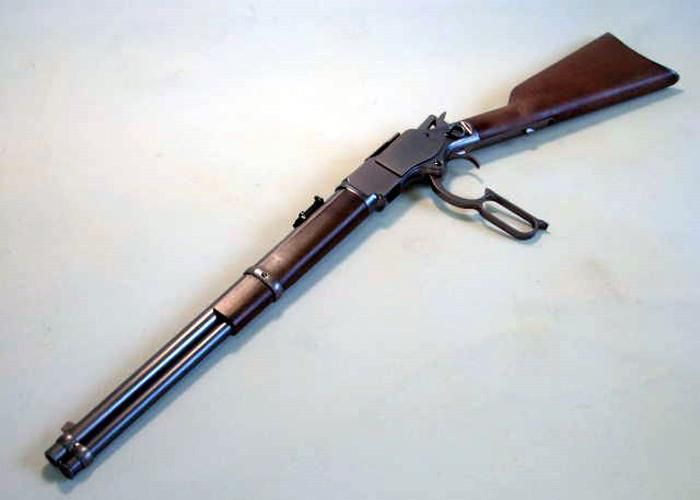 Winchester Lever Action Rifle