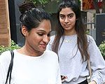 See pictures of Sridevi's daughter Khushi Kapoor spotted outside Anita Dongre store at our picture gallery…