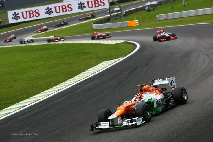 GP - Interlagos Hulkenberg