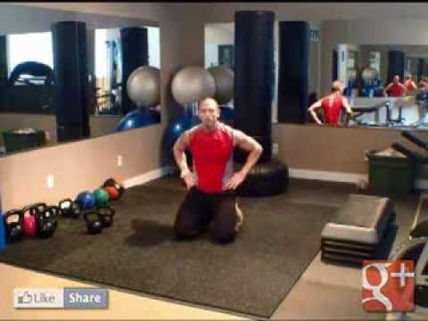Calgary Personal Trainer Side Plank Tutorial. How to do a Side Plank At my studio http://www.bouncelife.ca we use this move to hammer the core.   Watch the tutorial to find out how to do it correctly. http://youtu.be/f8DGzVuJSIE  Get your own 10 Book Bundle Holiday Survival Kit http://bouncelife.ca/holiday-fitness-bundle/