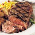 NY strip - meat photo