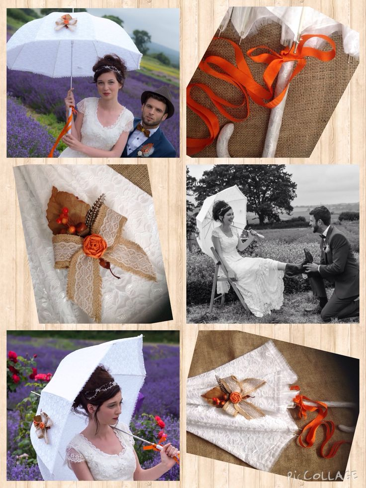Luxury hand-customised parasol from Lilly Dilly's #luxury #bespoke #customised #parasol #wedding #accessories #couture #R&L Photography