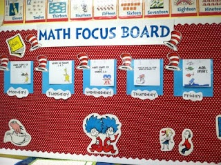 Life in First Grade: classroom design