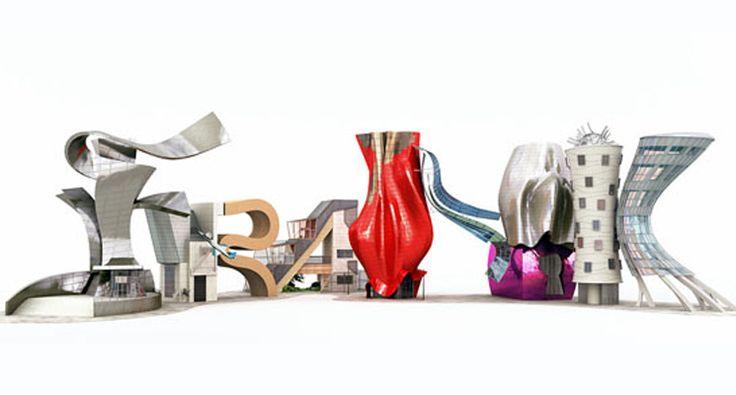 Desain Gedung Yang Unik dengan Concept 3D  hasil karya Christian LaBrooy seorang desainer dan ilustrator asal amerika memperlihatkan sebuah desain dengan kualiatas 3D terlihat sangat nyata terlihat sebuah bentuk aritektur yang sangat berbeda terlahir dari sebuah imajinasi yang di implementasikan dalam sebuah desain arsitektur yang sangat berbeda pada umumnya