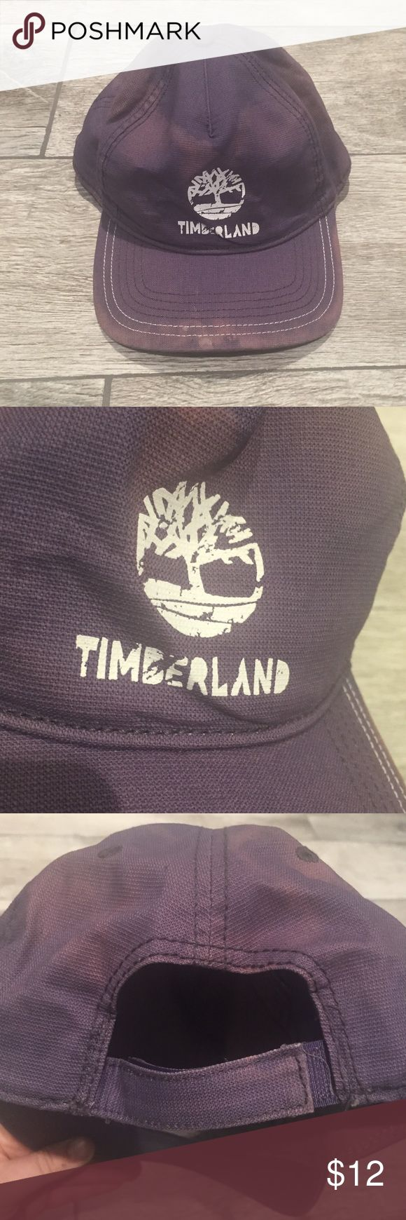 Timberland hat Velcro, tie dye, baseball style hat Timberland Accessories Hats
