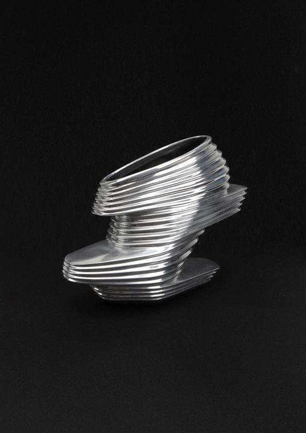 Zaha Hadid x United Nude Architectural NOVA Shoe