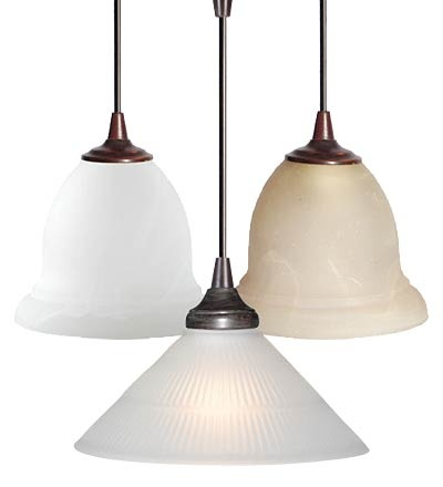 Screw-In Pendant Lighting